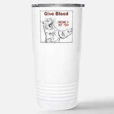 Give Blood tech Travel Mug