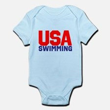 Team USA Infant Bodysuit