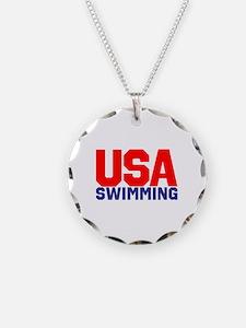 Team USA Necklace