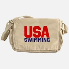 Team USA Messenger Bag