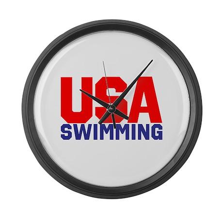 Team USA Large Wall Clock