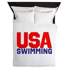 Team USA Queen Duvet