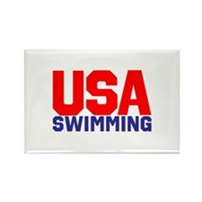 Team USA Rectangle Magnet