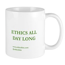Ethics All Day Long (Green Letters)