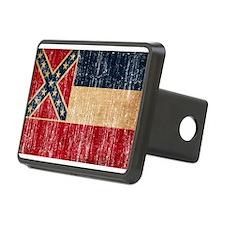 Mississippi Flag Hitch Cover