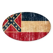 Mississippi Flag Decal