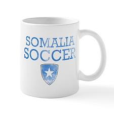 Somalia Soccer Small Mug
