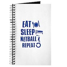 Eat Sleep Netball Journal