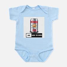 Whoop ass Infant Bodysuit