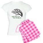 10x10_apparelNatureChurch.png Women's Light Pajama