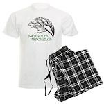 10x10_apparelNatureChurch.png Men's Light Pajamas