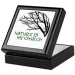 10x10_apparelNatureChurch.png Keepsake Box