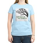 10x10_apparelNatureChurch.png Women's Light T-Shir