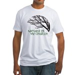 10x10_apparelNatureChurch.png Fitted T-Shirt