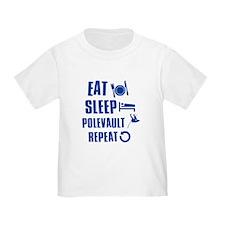 Eat Sleep Pole Vault T