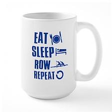 Eat Sleep Row Mug