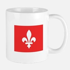Red Square Lys Carre Rouge Mug