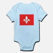 Red Square Lys Carre Rouge Infant Bodysuit