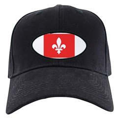 Red Square Lys Carre Rouge Baseball Hat