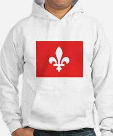 Red Square Lys Carre Rouge Hoodie