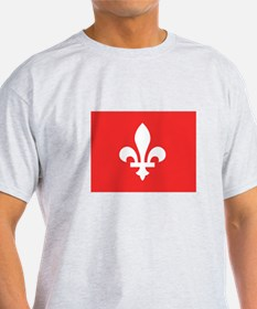 Red Square Lys Carre Rouge T-Shirt