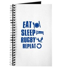 Eat Sleep Rugby Journal