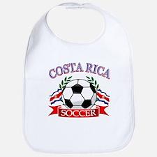 Costa Rica Soccer designs Bib