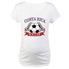 Costa Rica Soccer designs Shirt