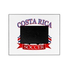 Costa Rica Soccer designs Picture Frame
