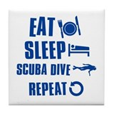 Scuba diver gifts Drink Coasters