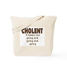 JEWISH CHOLENT Tote Bag