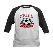 Chile Soccer designs Tee