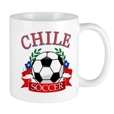 Chile Soccer designs Mug