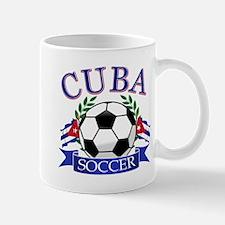 Cuba Soccer designs Mug