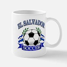 El Salvador Soccer designs Mug