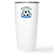 Guatemala Soccer designs Travel Mug