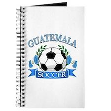 Guatemala Soccer designs Journal