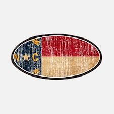 North Carolina Flag Patches