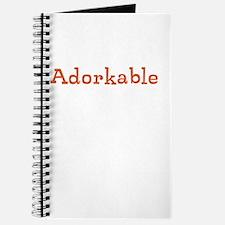 Cute Adorkable Journal