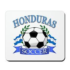 Honduras Soccer designs Mousepad