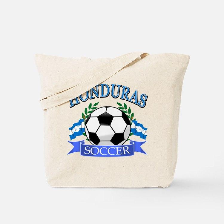 Honduras Soccer designs Tote Bag