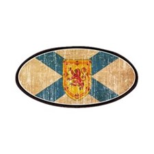 """Nova Scotia Flag Patches"