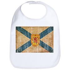 """Nova Scotia Flag Bib"