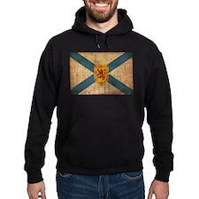"""""""Nova Scotia Flag Hoodie"""