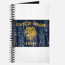 Oregon Flag Journal
