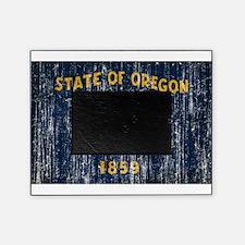 Oregon Flag Picture Frame