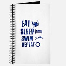 Eat Sleep Swim Journal