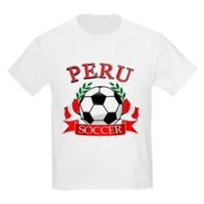 Peru Soccer designs T-Shirt