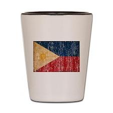 Philippines Flag Shot Glass