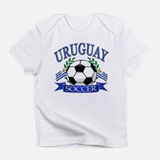 Uruguay Soccer designs Infant T-Shirt